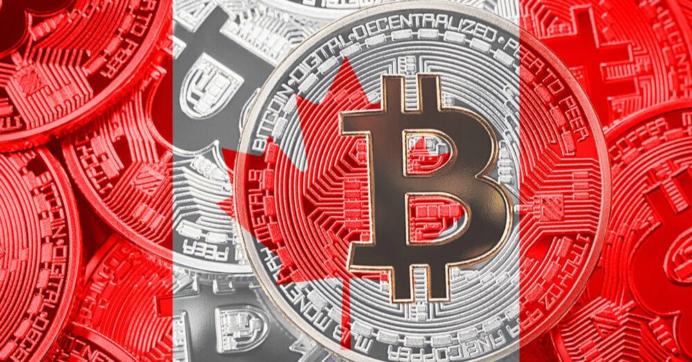 Le Canada et Bitcoin