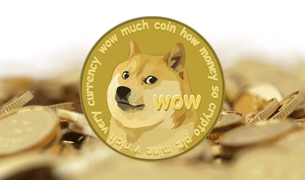 Dogecoin цена Binance