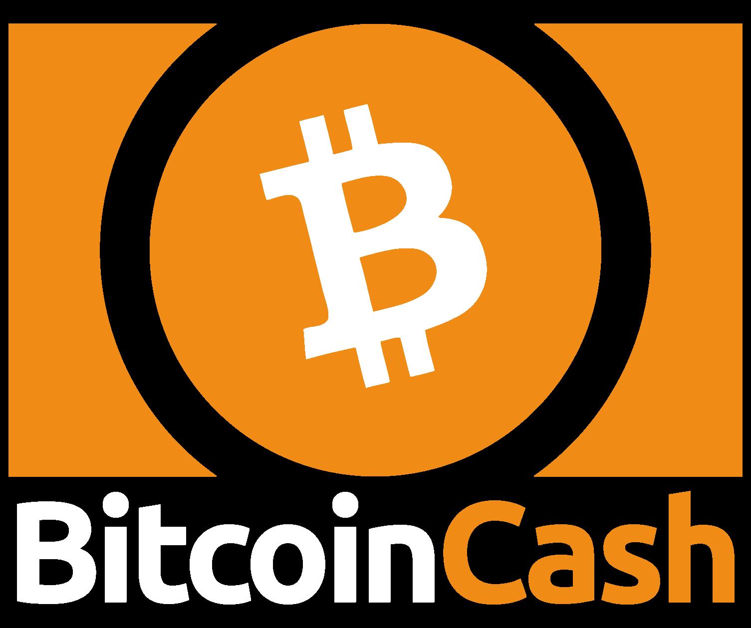 Logo Bitcoin Cash crypto-monnaie