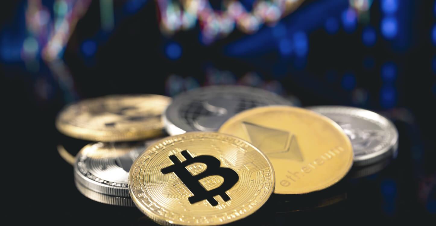 Les prix des 5 premières crypto-monnaies par capitalisation boursière ont chuté à la fin de la première semaine de mars