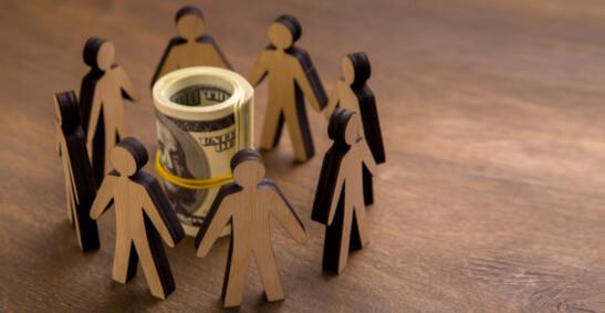 Une image illustrant le concept de collecte de fonds